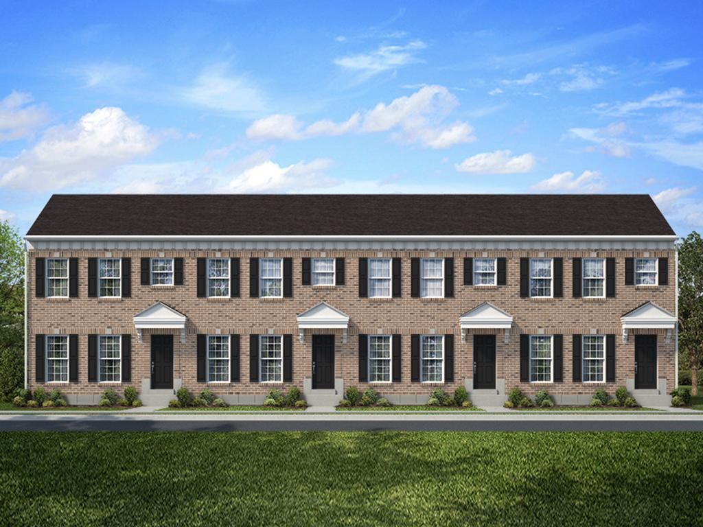 Mcbride homes commons at maryland oaks providence for Modern homes for sale in maryland