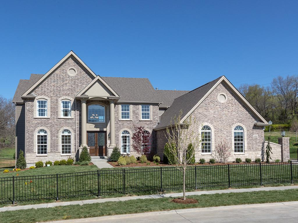 The arbors at wilmas farm new homes in chesterfield mo by for Home builders in missouri