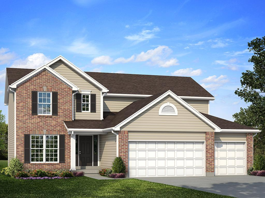 Real Estate at 503 Pleasant Breeze Drive, Wentzville in Saint Charles County, MO 63385
