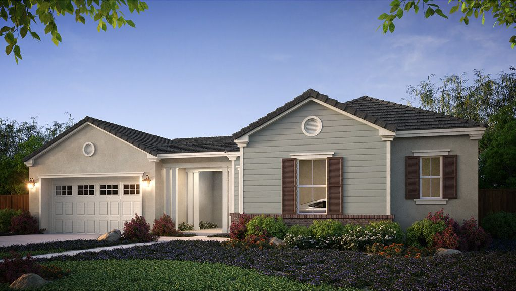 Single Family for Sale at Ivy At Riverstone - Residence Three Ave 12 & Ca-41 Madera, California 93639 United States