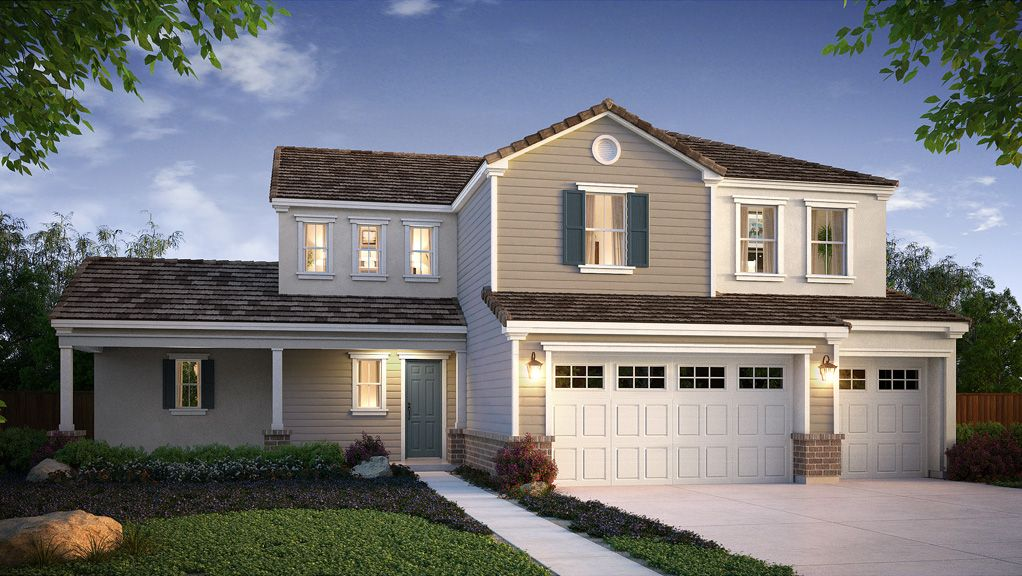 Single Family for Sale at Ivy At Riverstone - Residence Four Ave 12 & Ca-41 Madera, California 93639 United States