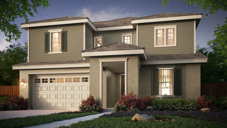 Single Family for Sale at Santerra Clovis - Residence Four 360 Grant Avenue Clovis, California 93619 United States