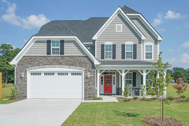 Single Family for Active at Beaufort European 2248 Copper Pond Way Fuquay Varina, North Carolina 27526 United States