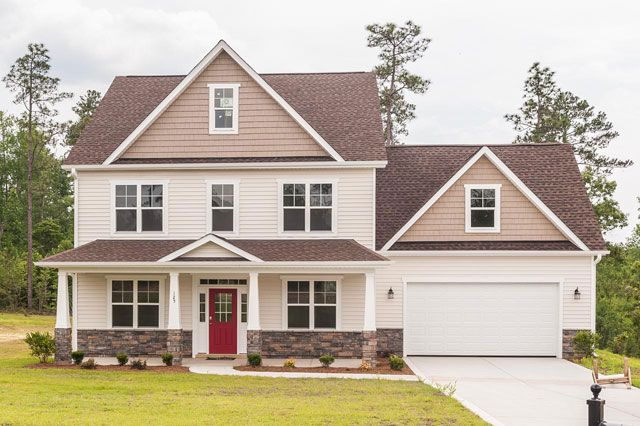 Real Estate at 125 Loch Lane, Cameron in Harnett County, NC 28326