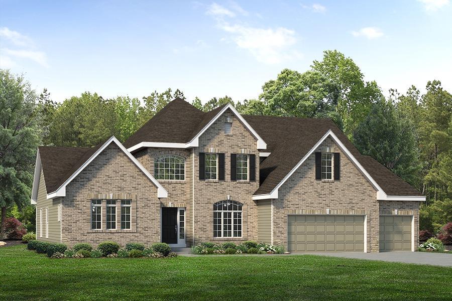 单亲家庭 为 销售 在 Inverness - Turnberry 100 Grand Inverness Parkway Dardenne Prairie, Missouri 63368 United States