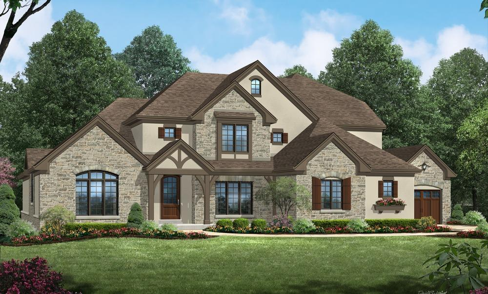 Single Family for Sale at Schuessler Valley Estates - Bentley Schuessler Valley Dr. St. Louis, Missouri 63128 United States