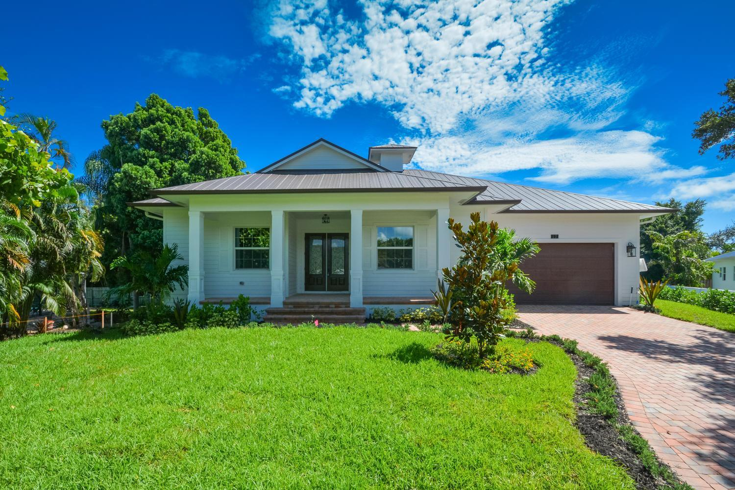 Single Family for Active at Windstone Custom 2 3102 Sw Bicopa Place Palm City, Florida 34990 United States