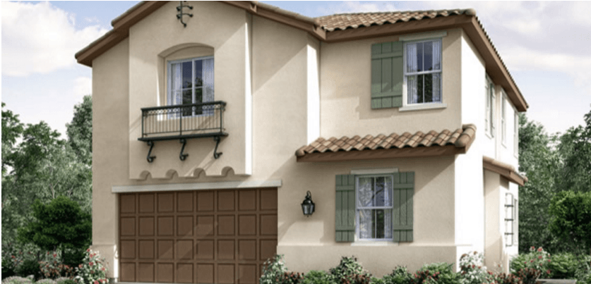 Single Family for Sale at The Avenue - Residence 2 Pomona, California 91767 United States