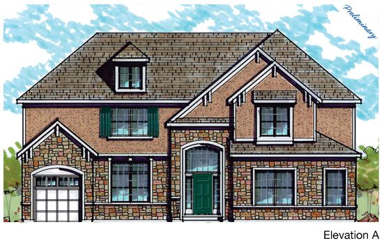 Single Family for Sale at The Reserve Of St. Charles - Edinborough 745 Reserve Drive St. Charles, Illinois 60175 United States