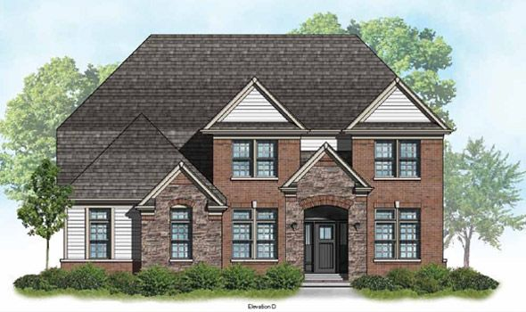 Single Family for Sale at The Reserve Of St. Charles - Prescott 745 Reserve Drive St. Charles, Illinois 60175 United States