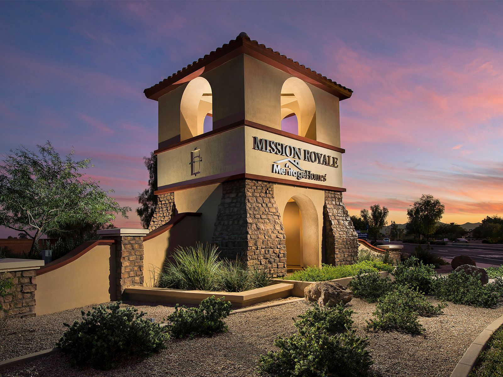 Single Family for Sale at Hendrix 233 N. Agua Fria Ln Casa Grande, Arizona 85194 United States