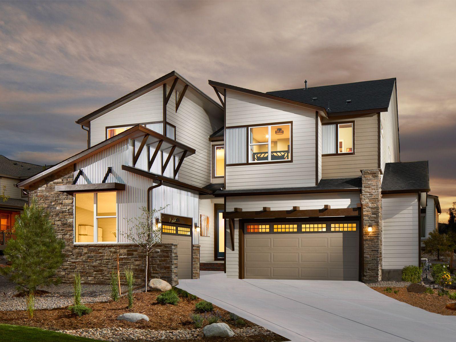 Single Family for Sale at The Apex 9527 Palmer Lake Avenue Littleton, Colorado 80125 United States