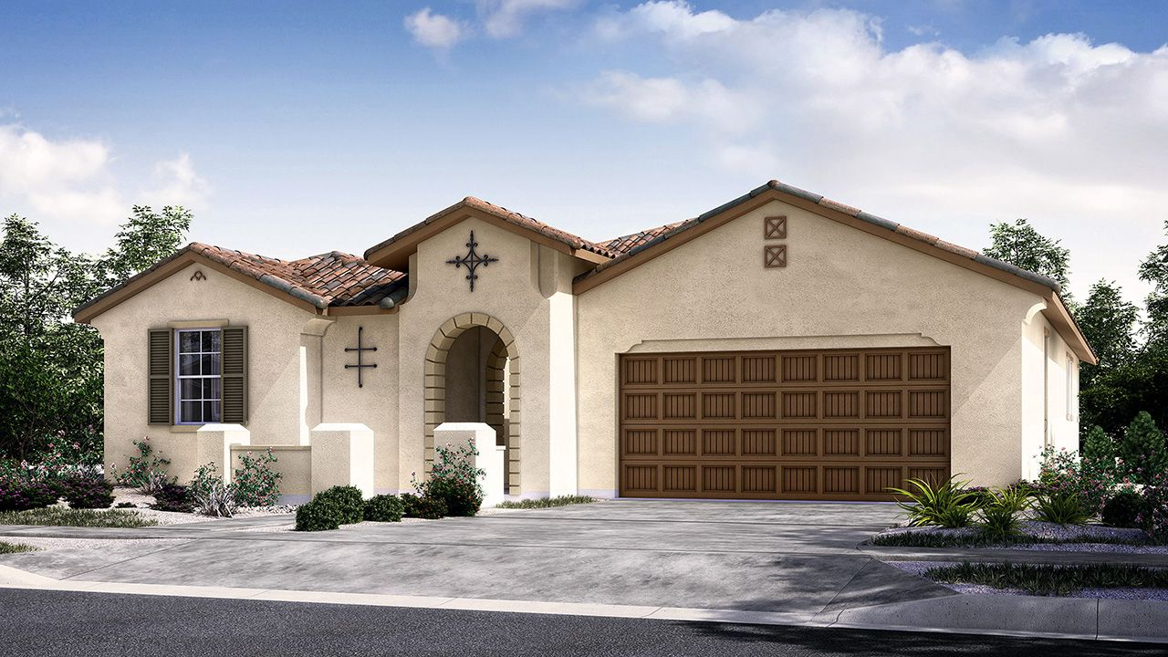 New Homes On Banks Drive In Woodland Ca