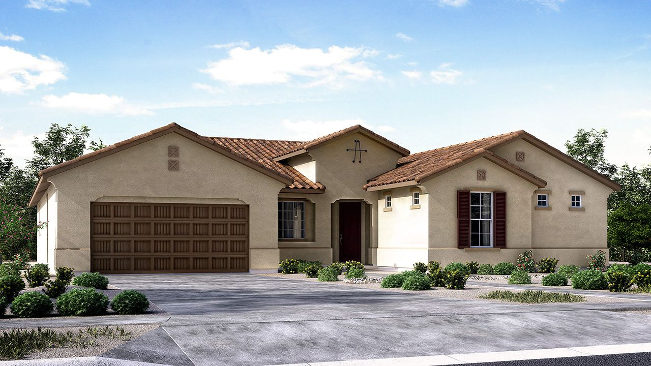 Single Family for Sale at Mayfair At Spring Lake - The Lee 2716 Zane Drive Woodland, California 95776 United States