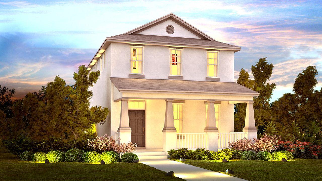 Meritage Homes Watermark Granville 1260818 Winter