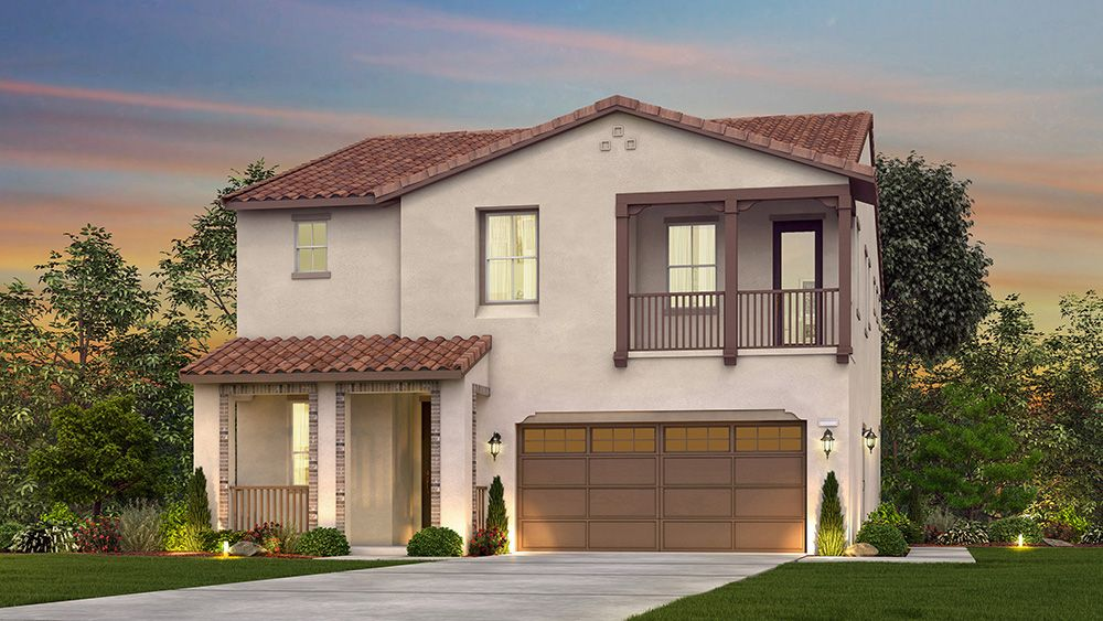 Single Family for Sale at Residence Two 27308 Ellery Place-Model Santa Clarita, California 91350 United States