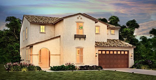 Single Family for Sale at Sierra Crest: The Rocky Mountain Collection - The Timber Creek 4665 Condor Avenue Fontana, California 92336 United States