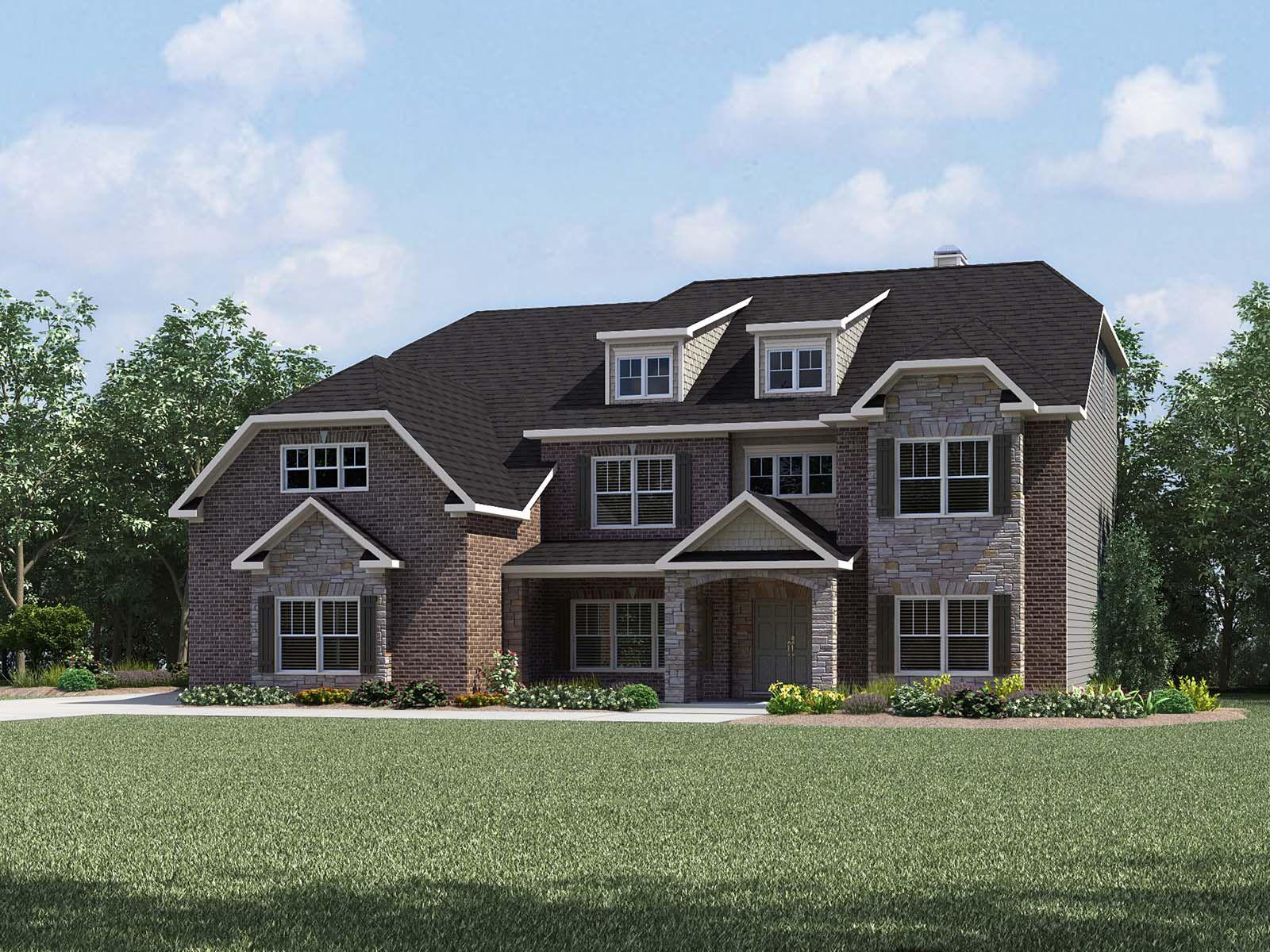 Single Family for Sale at Roxbury 423 Coleridge Lane Greer, South Carolina 29651 United States