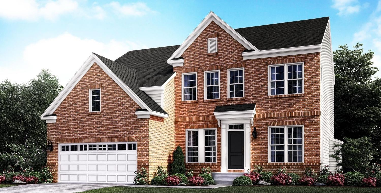 Single Family for Active at Parkside At Westphalia - Single Family Homes - Matera Mg 9408 Crystal Oaks Lane Upper Marlboro, Maryland 20772 United States