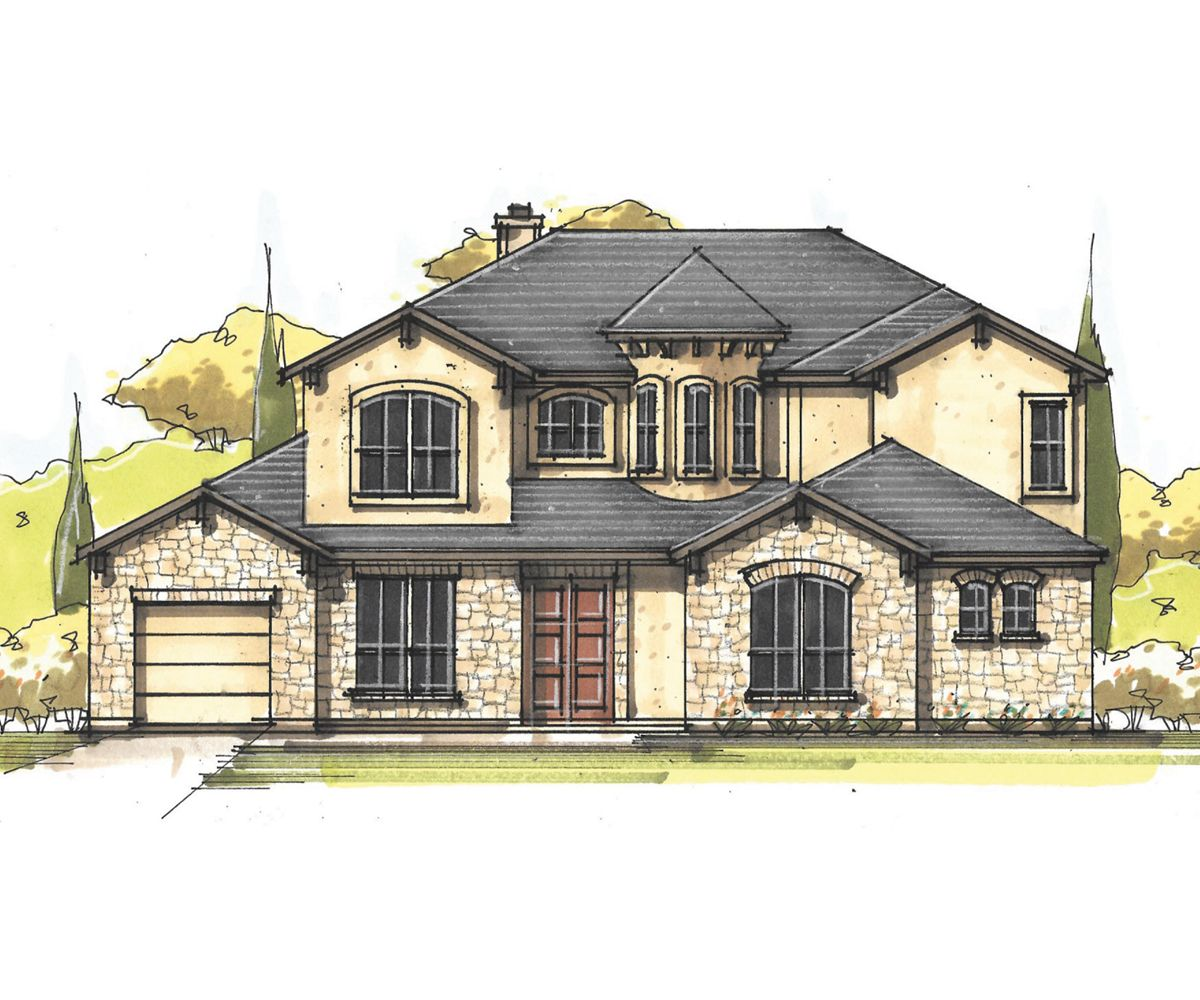 Single Family for Active at Breakaway At Three Points - Medina 2801 Brushy Creek Cedar Park, Texas 78613 United States