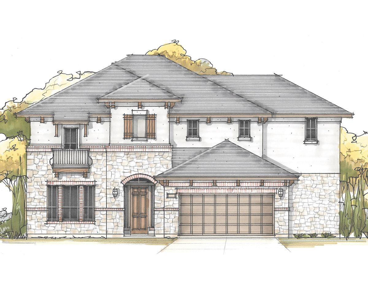 Single Family for Active at Breakaway At Three Points - Lantana 2801 Brushy Creek Cedar Park, Texas 78613 United States