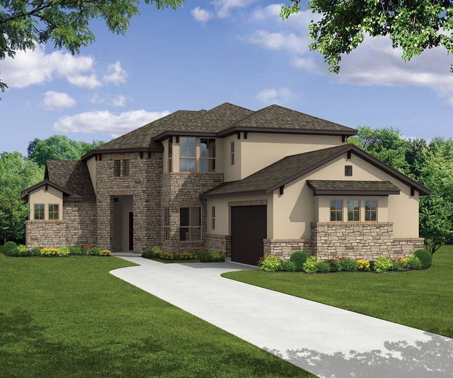Single Family for Active at Breakaway At Three Points - Sycamore 2801 Brushy Creek Cedar Park, Texas 78613 United States