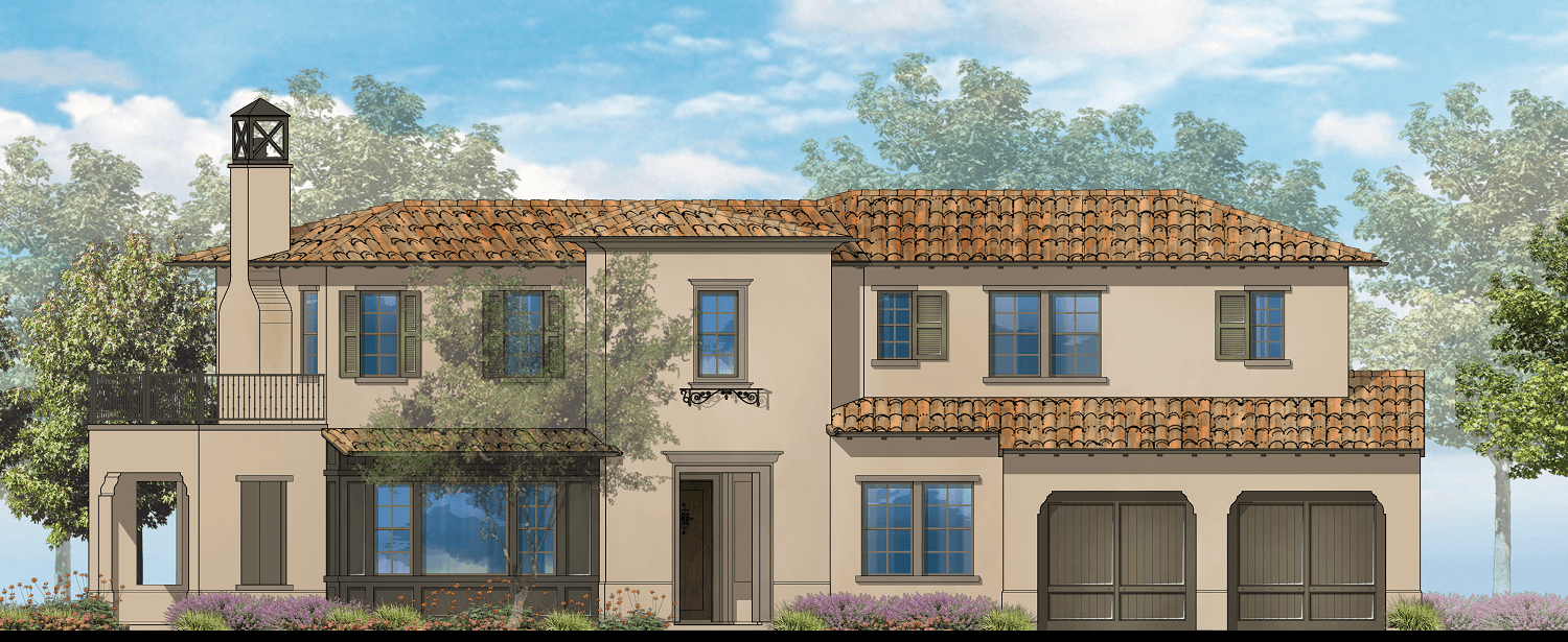 Single Family for Sale at Saratoga Estates - Homesite 4 13180 Paramount Court Saratoga, California 95070 United States