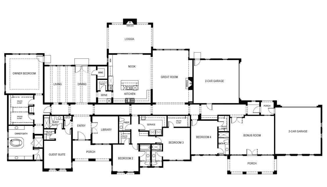 Single Family for Sale at Saratoga Estates - Homesite 5 13180 Paramount Court Saratoga, California 95070 United States
