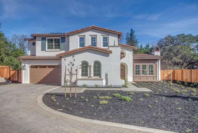 'Single Family' building or community at 'Saratoga Estates 13100 Paramount Court Saratoga, California 95070 United States'