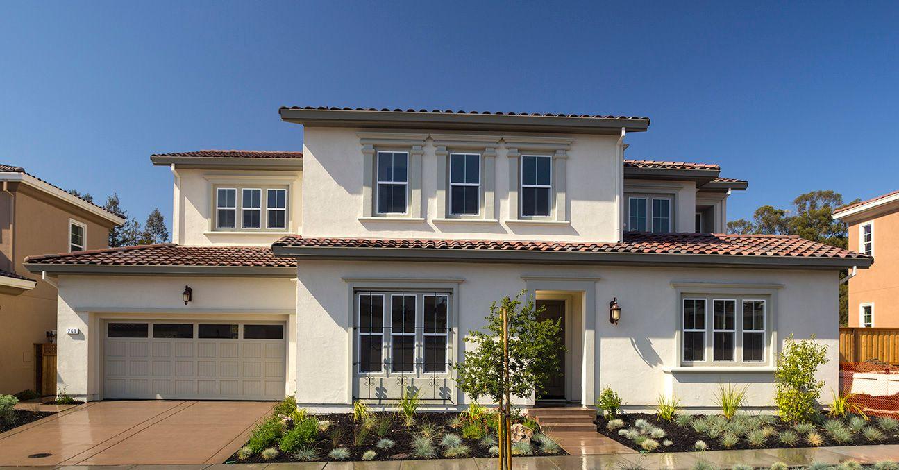 'Unique la famille' building or community at 'Mission Creek Tangelo Court Fremont, California 94539 United States'
