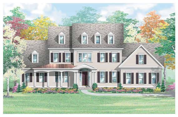Single Family for Sale at Highland Reserve - Foxridge 12202 Pleasant Springs Court Fulton, Maryland 20759 United States
