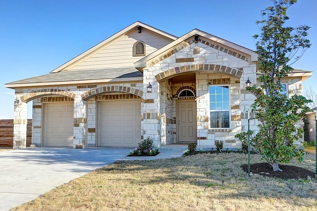 Single Family for Sale at St Francis 411 Gettysburg Loop Elgin, Texas 78621 United States