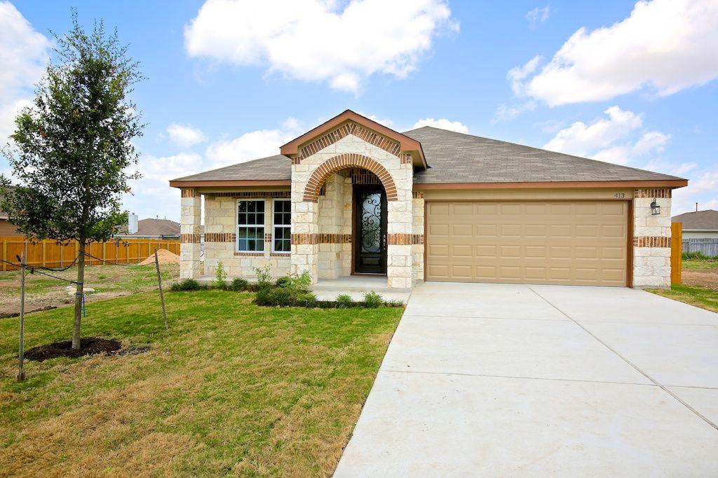 Single Family for Sale at Shenandoah - St Vincent Ferrer Elgin, Texas 78621 United States