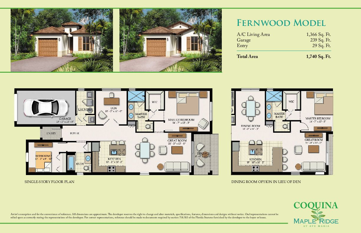 Photo of Fernwood in Naples, FL 34117