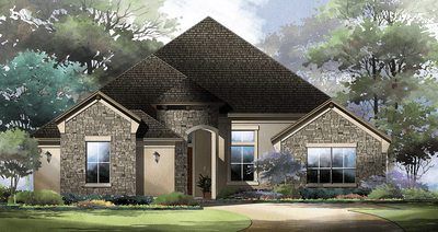 Additional photo for property listing at La Creciente At Johnson Ranch - 70-3010h.1 3816 Fox Trot Trail Bulverde, Texas 78163 United States