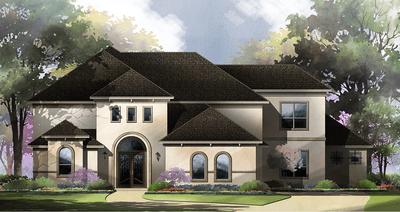 Single Family for Sale at The Reserve At The Heights At Stone Oak - 90-4983s.1 24003 Vecchio San Antonio, Texas 78260 United States