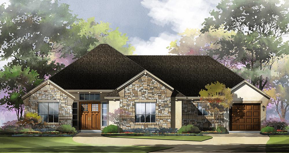 111 San Miniato, Timberwood Park, TX Homes & Land - Real Estate