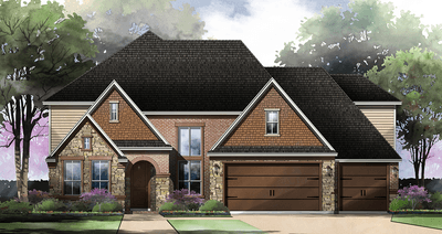 Single Family for Sale at Park Hill At The Heights At Stone Oak - 70-5861f.1 24003 Vecchio San Antonio, Texas 78260 United States