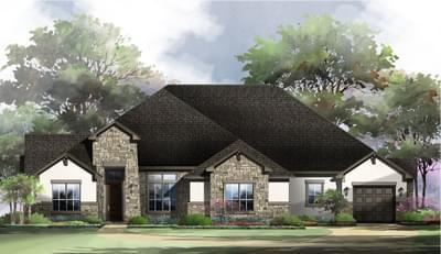 Single Family for Sale at Bunker Ranch Estates - Vermentino - 90-4055sf.1 125 Reataway Dripping Springs, Texas 78620 United States