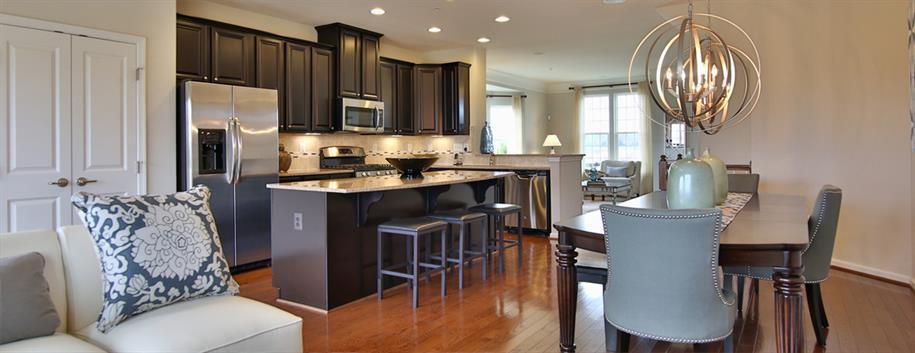 ryan homes reunion garage townhomes strauss 1085072. Black Bedroom Furniture Sets. Home Design Ideas