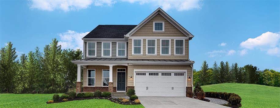 Single Family for Sale at May's Quarter - Hayworth 12420 May's Quarter Road Lake Ridge, Virginia 22192 United States