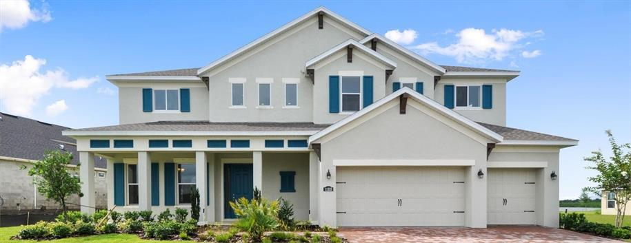 Single Family for Sale at Lucaya Lake Club Premier Lakefront - Blue Fin 11307 Emerald Shore Drive Riverview, Florida 33579 United States