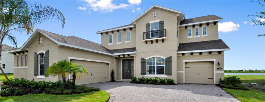 Single Family for Sale at Lucaya Lake Club Premier Lakefront - Tarpon 11307 Emerald Shore Drive Riverview, Florida 33579 United States