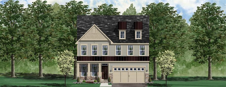 Single Family for Sale at May's Quarter - Gable 12420 May's Quarter Road Lake Ridge, Virginia 22192 United States