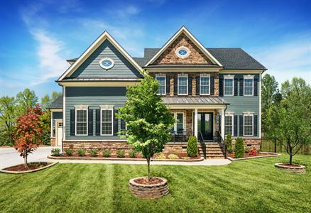 Single Family for Sale at Orchard Estates At Moorestown - Remington Place Ii Hartford Road And Garwood Road Moorestown, New Jersey 08057 United States