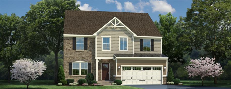 Single Family for Sale at Olah's Landing At Great Bridge - Rome 1101 Johnstown Road Chesapeake, Virginia 23322 United States