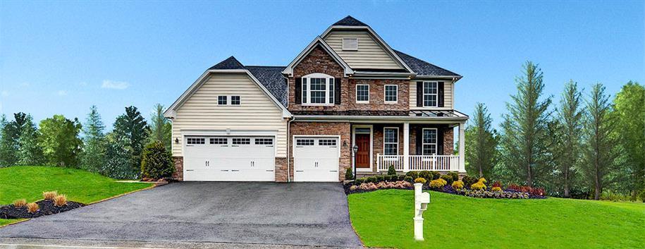 Single Family for Sale at Benn's Grant - Landon 15000 Benns Church Boulevard Smithfield, Virginia 23430 United States