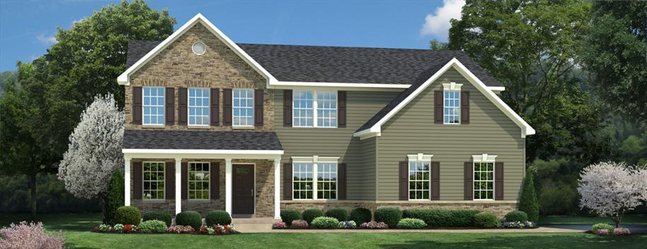 Single Family for Sale at The Estates At Munden Farms - Ravenna Munden Farms Lane Virginia Beach, Virginia 23456 United States