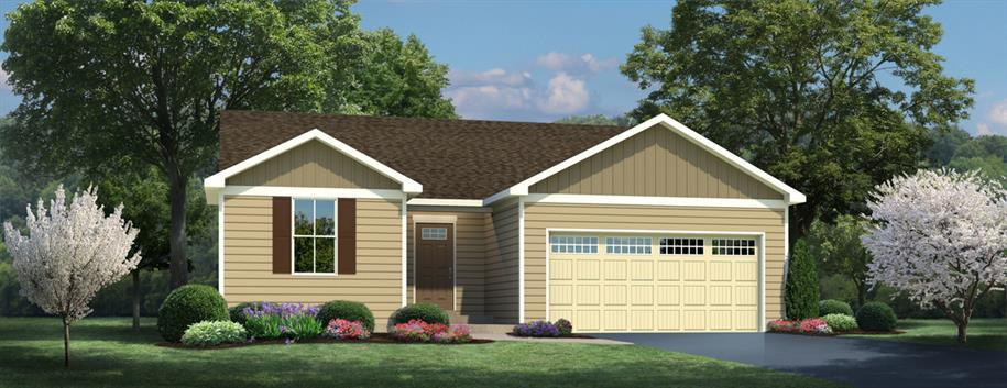 Single Family for Sale at Lions Park - Plan 1296 3191 Jaber Drive Akron, Ohio 44312 United States