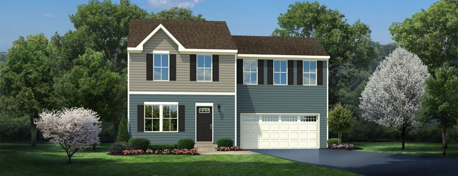 Single Family for Sale at Lions Park - Plan 1680 3191 Jaber Drive Akron, Ohio 44312 United States
